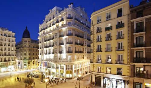 PRAKTIK METROPOL - Hotel cerca del Museo Reina Sofía